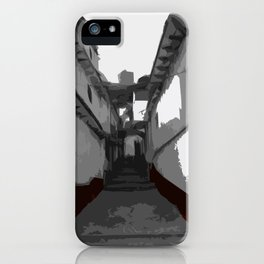 Town Alley iPhone Case