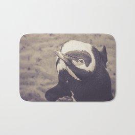 Adorable African Penguin Series 4 of 4 Bath Mat