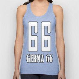 Germa 66 Unisex Tank Top