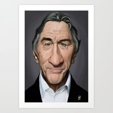 Celebrity Sunday - Robert De Niro Art Print