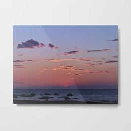 Last spec of Sun Metal Print