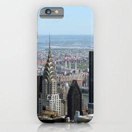 New York City USA Megapolis Horizon Skyscrapers Cities megalopolis iPhone Case