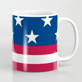 US Flag Coffee Mug