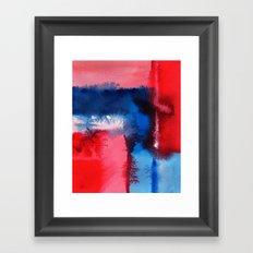 Improvisation 12 Framed Art Print