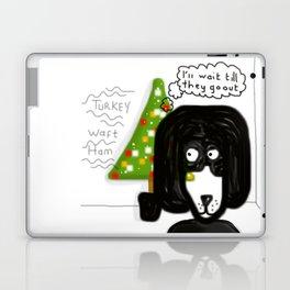 Mmmm Turkey Laptop & iPad Skin