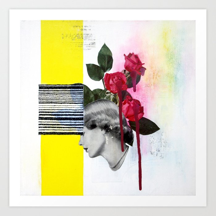 Consumption/Destruction Art Print