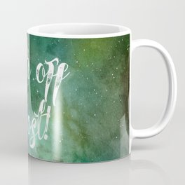 Fuck off Ghost! Coffee Mug