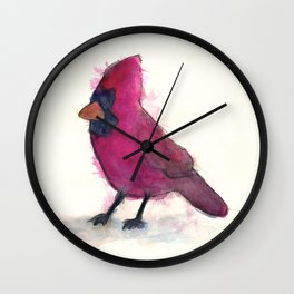 The Cardinal Wall Clock