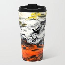 Abstract 17 Travel Mug