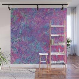 Acid Wash Wall Mural
