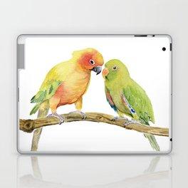 Parakeet - Friendship Laptop & iPad Skin