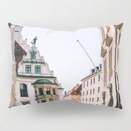 Streets of Munich Pillow Sham