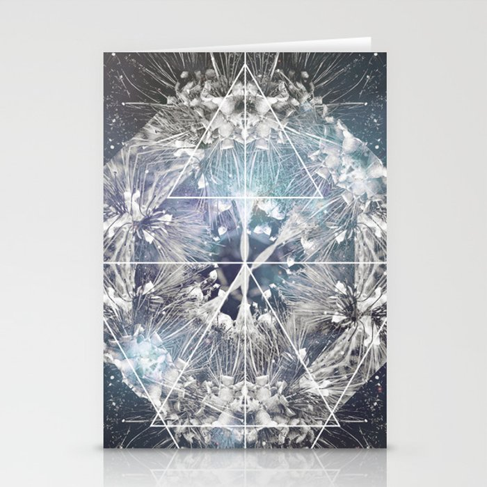 COSMIC NATURE II Stationery Cards