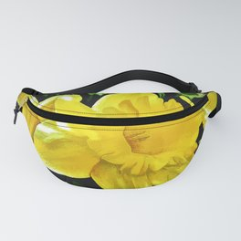The Yellow Daffodil Happy Easter Fanny Pack