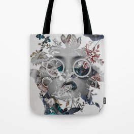 Beauty in Chaos Tote Bag
