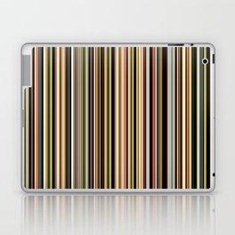 Old Skool Stripes - The Dark Side Laptop & iPad Skin