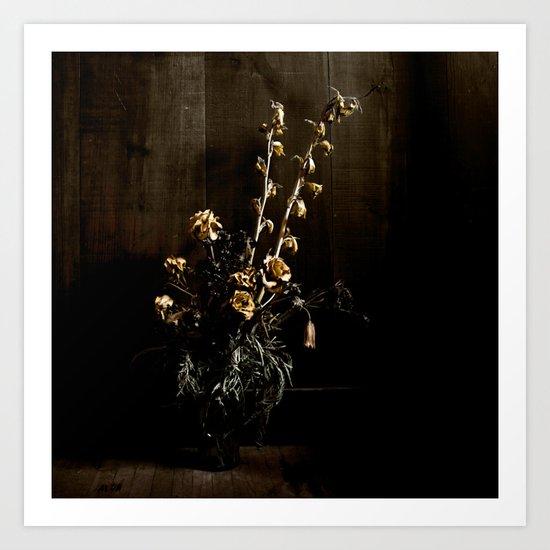 grief. Art Print