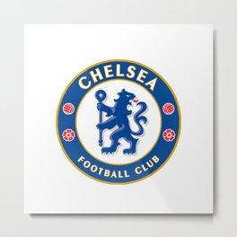 Chelsea Logo Metal Print