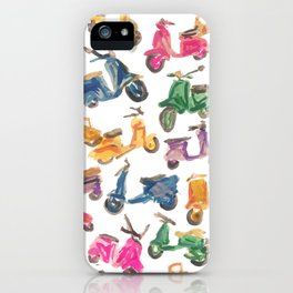 Scoot Scoot! iPhone Case
