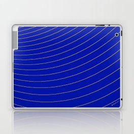 Golden rays Laptop & iPad Skin