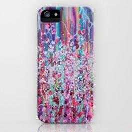 Nature's Garden iPhone Case