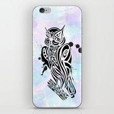 Owl Tribal iPhone & iPod Skin