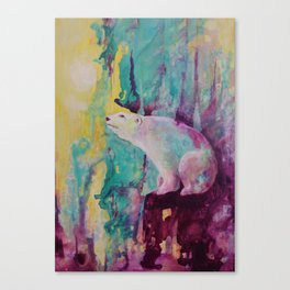 Arctic Melt Canvas Print