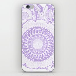 Indian Decoration Vector iPhone Skin