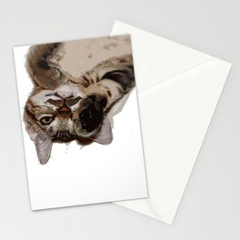 """I """"Mustache"""" You a Question Stationery Cards"""