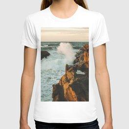 waves come crashing T-shirt