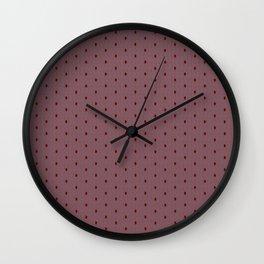 Jeweled Pattern Wall Clock