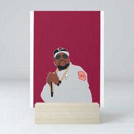 BIG BOI Mini Art Print
