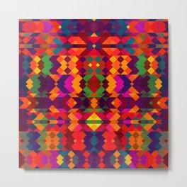 Colorful Life 35 Metal Print