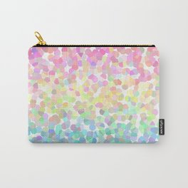 Abstract rainbow texture Carry-All Pouch
