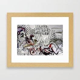 Something Unbroken 2 Framed Art Print