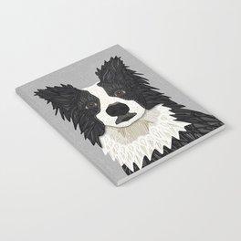 Beautiful Border Collie Notebook