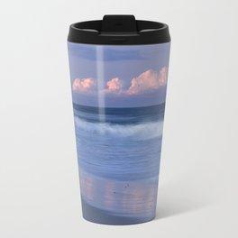 Beach Sunset Travel Mug