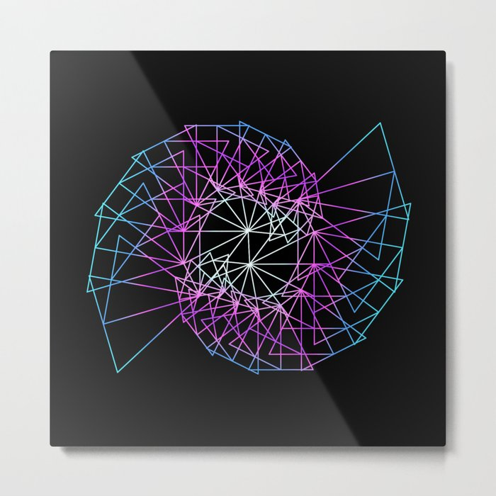 UNIVERSE 41 Metal Print