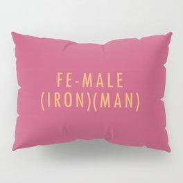 (Iron)(Man) Pillow Sham
