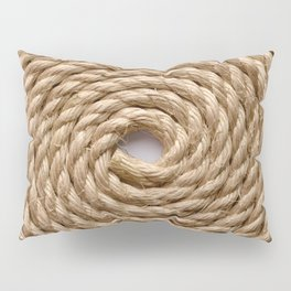 Sisal rope Pillow Sham