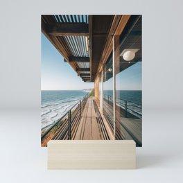 Scripps Balcony 02 Mini Art Print