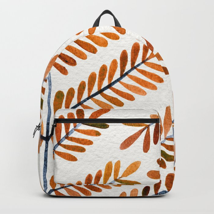 Autumn Leaflets Backpack