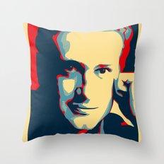 LAWYERED Throw Pillow