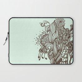 Mint Chocolatey  Laptop Sleeve