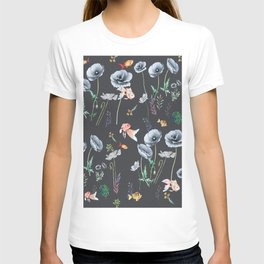 Fishes & Garden T-shirt