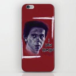 Eddie Kaspbrak iPhone Skin