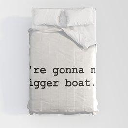 Jaws Comforters