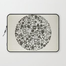 Medicine a sphere Laptop Sleeve