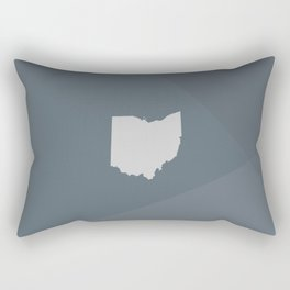 Ohio State Rectangular Pillow