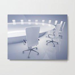 Boardroom Metal Print
